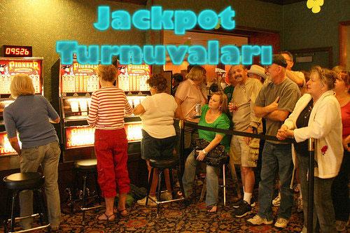 Jackpot Turnuvaları, Jackpot Nasıl Oynanır?, Jackpot Nasıl Kazanılır?