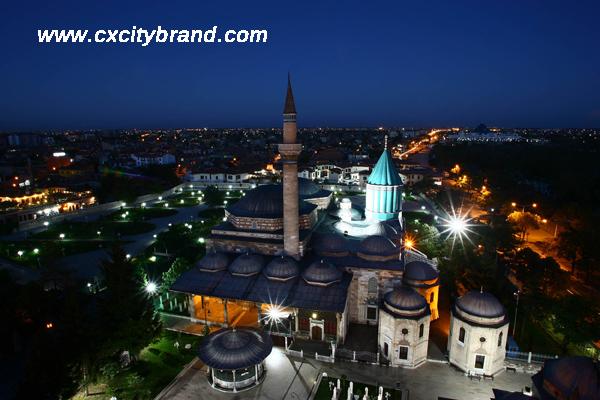 Konya'da Gezilecek Yerler