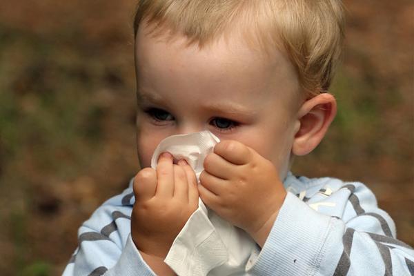 Bebeklerde Öksürük Problemi