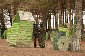 Paintball İle Stres Atmak